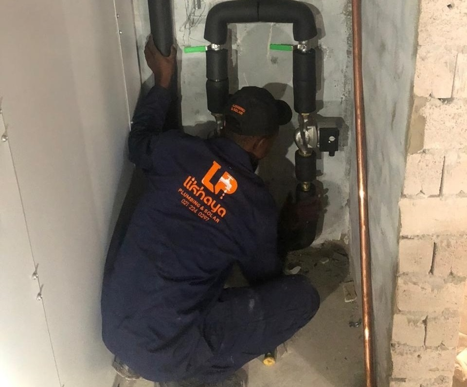 professional plumbing company in cape town
